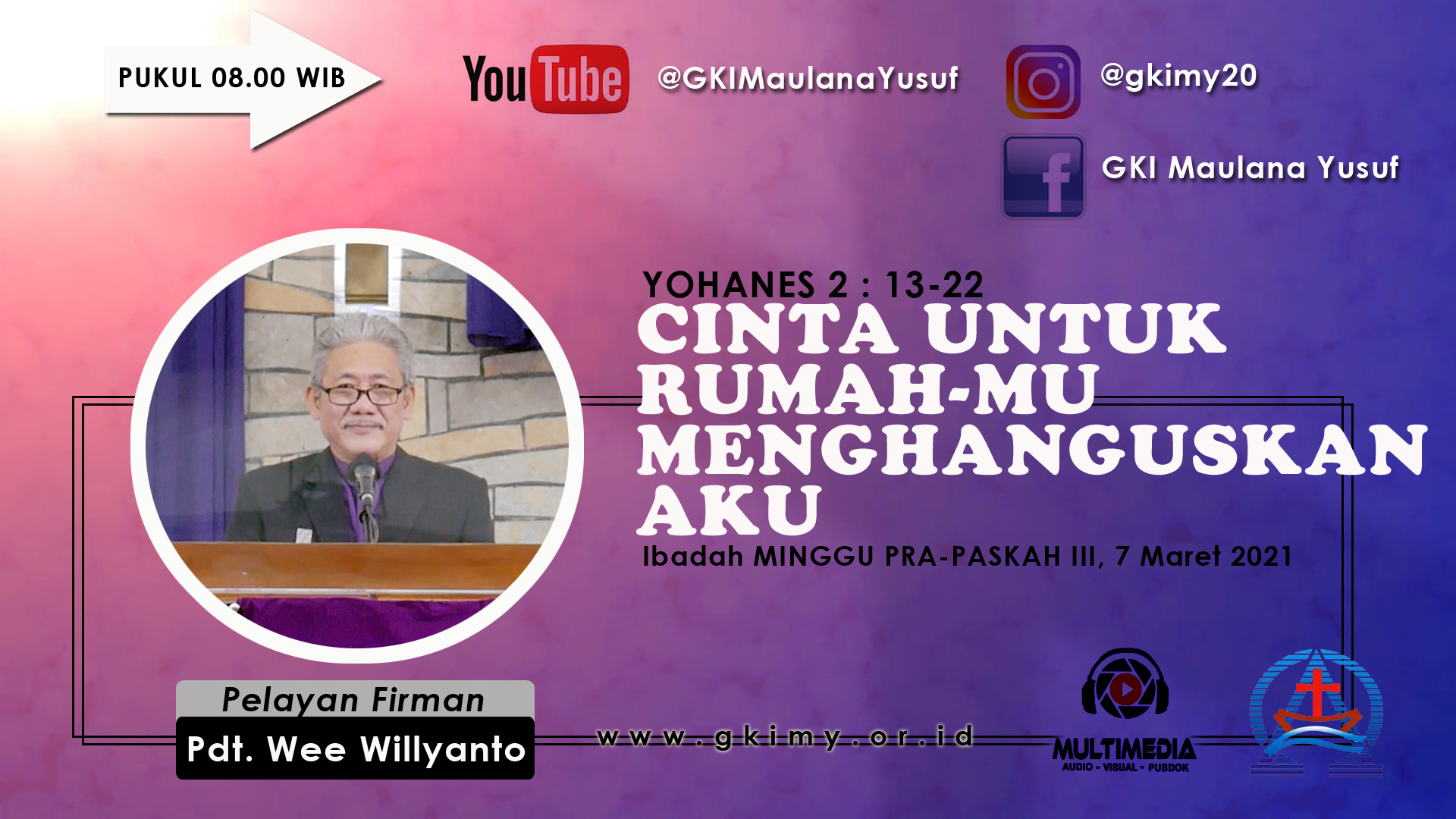 Warta Page 2 Gkimy Bandung
